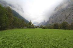 Vicolo della montagna immagini stock libere da diritti