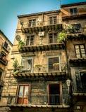 Vicolo di Genova Fotografie Stock