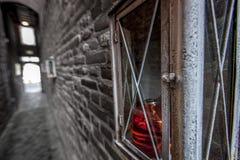Vicolo di Veeren Fotografia Stock