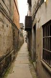 Vicolo di Xitang Cina Immagine Stock Libera da Diritti