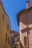 Vicolo in Francia Immagini Stock