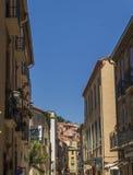 Vicolo in Francia Fotografie Stock