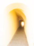 Vicolo luminoso Immagine Stock Libera da Diritti