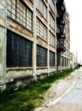 Vicolo rotto Fotografie Stock