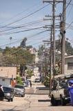 Vicolo a San Diego Fotografia Stock