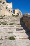 Vicolo. Sassi di Matera. La Basilicata. L'Italia. Fotografia Stock Libera da Diritti