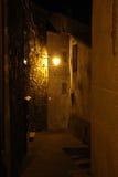 Vicolo toscano fotografie stock