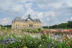 vicomte för ch de le teauvaux royaltyfri fotografi