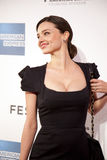 Vicotria's secret Model Miranda Kerr. NEW YORK - APRIL 22: Model Miranda Kerr attend the premier of her husband, Orlando Bloom's The Good Doctor at the 2011 Stock Photo