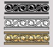 Vicrtorian Art-Auslegung Lizenzfreie Stockbilder
