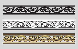 Vicrtorian-Art-Entwurf lizenzfreie stockfotos
