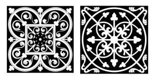 Vicrtorian Style Design Stock Image