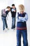 The victim of school-joke Royalty Free Stock Photography