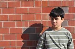 Victime d'intimider Photo libre de droits