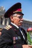 Victoire de défilé à Kiev, Ukraine Image stock