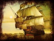 Victoire de HMS Images stock
