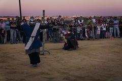 Victoire médiévale image libre de droits