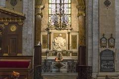 Victoires église, Paris, France de DES de Notre Dame images libres de droits
