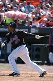 Victor Diaz, New York Mets Στοκ φωτογραφία με δικαίωμα ελεύθερης χρήσης
