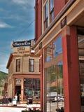 Victor du centre, le Colorado photographie stock libre de droits