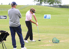 Victor Dubuisson au golf français ouvrent 2013 Photos stock