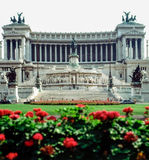 Victor Emanuel Monument, Rome Royalty Free Stock Photography