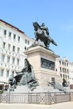 The Victor Emmanuel II Monument Stock Images