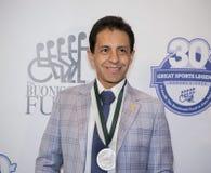 Victor Espinosa : Gagnant de Triple Crown Photos libres de droits