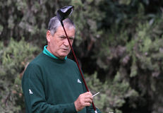 Victor Garcia Cannes-Mougins Seniors Masters Stock Photo