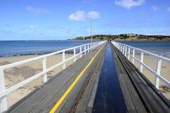 Victor Harbor Bridge Photos stock