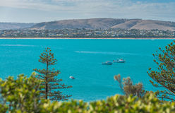Victor Harbor panoroma Stock Photography