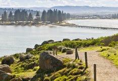 Victor Harbor, Zuid-Australië stock fotografie
