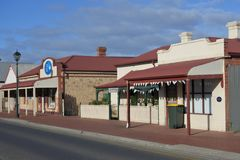 Victor Harbour town South Australia Australia. An old building in Victor Harbor town a popular tourist destination in South Australia state, Australia royalty free stock photos