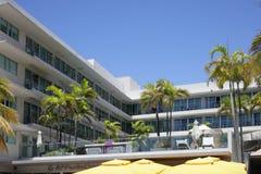 Victor Hotel Miami Beach Royalty Free Stock Photo