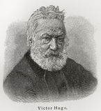 Victor Hugo Photo stock