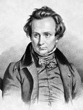Victor Hugo στοκ φωτογραφίες με δικαίωμα ελεύθερης χρήσης
