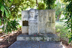 Victor Hugo park - Hawański, Kuba Fotografia Stock