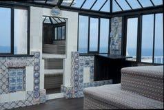 Victor Hugo & x27; s-hus i Guernsey Arkivfoto