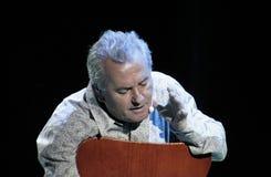 Victor Manuel, compositor espanhol e poeta fotografia de stock