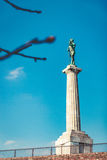 Victor Monument Stock Image
