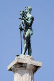 Victor Monument a Belgrado, Serbia Fotografia Stock