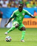 Victor Moses Coupe du monde 2014 Royalty Free Stock Images