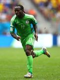 Victor Moses Coupe du monde 2014 Royalty Free Stock Image