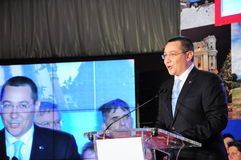 Victor Ponta Images stock