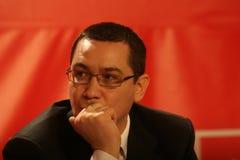 Victor Ponta Royalty Free Stock Photos