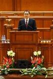 Victor Ponta Royalty Free Stock Photo