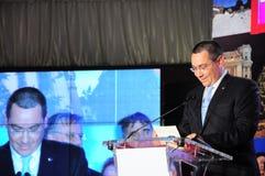 Victor Ponta Stock Photo