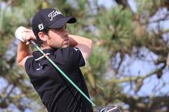 Victor Riu au défi 2013 de golf de Pleneuf Val Andre Photo libre de droits