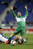 Victor Rodriguez d'Elche CF Photo libre de droits