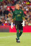 Victor Valdes Royalty Free Stock Photo